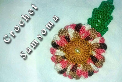 crochet flowers .How to crochet a rose Crochet flower tutorial . كيف تصنع وردة  .. Crochet flower tutorial .  . crochet flowers for beginners . Crochet Flower PatternsTutorials and Flower . كروشيه وردة . Free Crocheted Flowers Patterns . Crocheted Flowers .