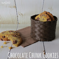 Chocolate Chunk Cookies Rezept