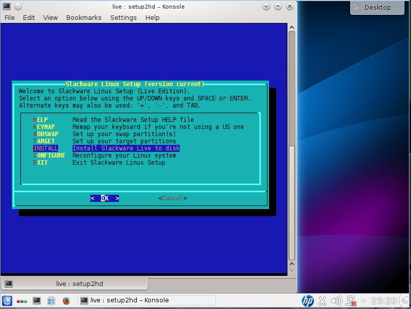 slackware iso