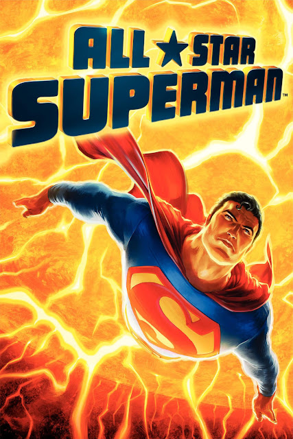 All Star Superman film recensione