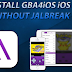 GBA4IOS for iOS 9.3.3 9.3 9.2 Without Jailbreak Download iPhone iPad