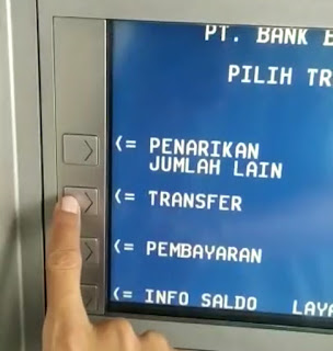 Bank BRI ke Bank BRI