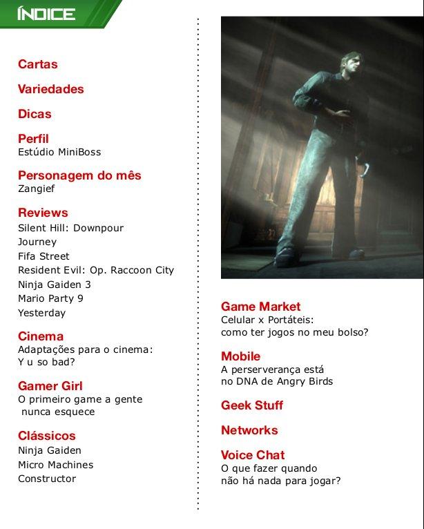 Revistas De Games Em Pdf