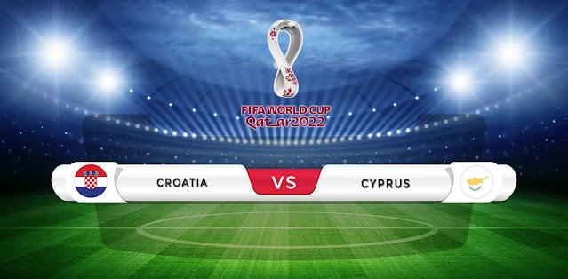 Croatia vs Cyprus Prediction & Match Preview