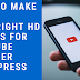 How To Make Best Thumbnail Or Copyrights Free Images For Youtube & Websites