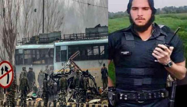 पुलवामा हमले के मास्टरमाइंड को सुरक्षा बलों ने मार गिराया