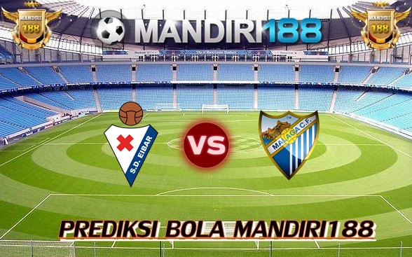 AGEN BOLA - Prediksi Eibar vs Malaga 23 Januari 2018