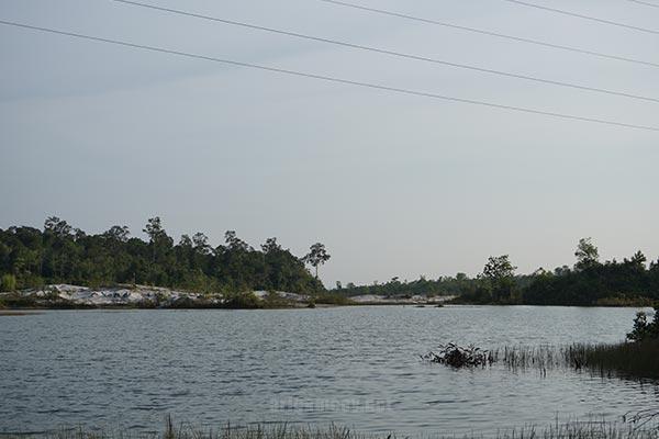 Danau belibis, Wisata Danau Di Tayan, Wisata Tayan, Tayan