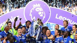 FÚTBOL - El Chelsea se proclama campeón de la Premier League en la despedida de Terry