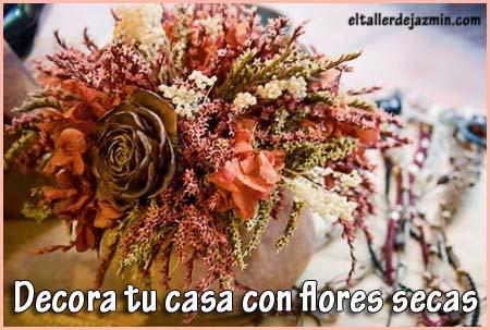 Decorar Tu Casa Con Flores Secas - Decorar-con-flores-secas