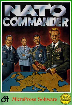 NATO COMMANDER 1983: Official Game Direct Free Download