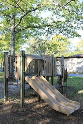 Slides Marguerite Ickis Playground.