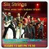 Six strings kolaborasi gitaris handal Indonesia 2016 di Bentara budaya Jakarta
