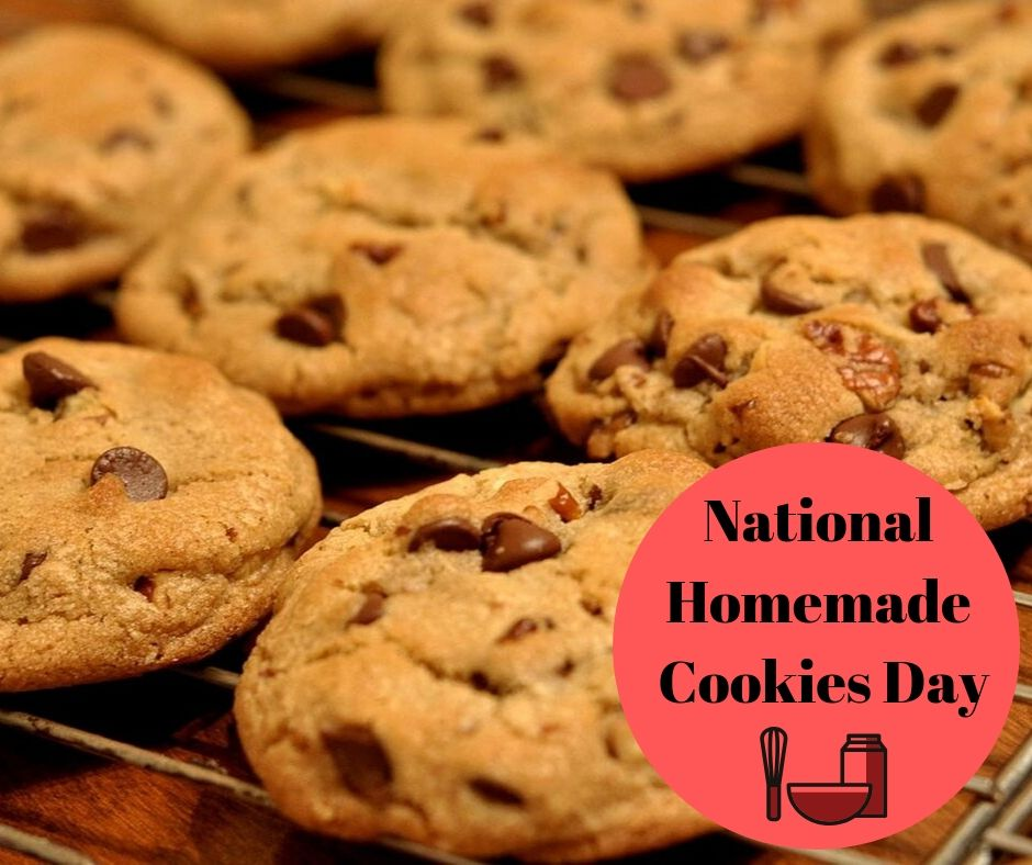 National Homemade Cookies Day Wishes Lovely Pics