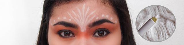 Maquiagem da Anitta no clipe Machika