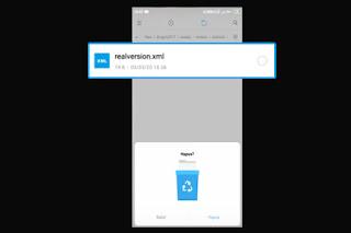 cara mengatasi game black screen android