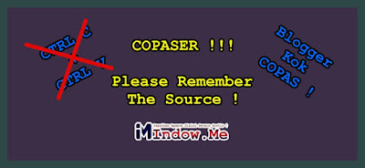 script anti copas, hindari copy paste di blog, cara memasang script anti copy paste