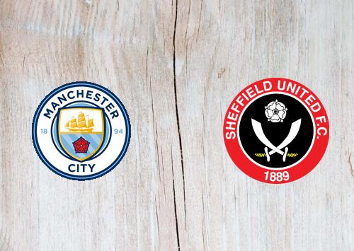 Manchester City vs Sheffield United -Highlights 30 January 2021