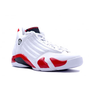 new style ac1e5 1aa14 Air Jordan Retro 14 White Black Varsity Red 311832-101
