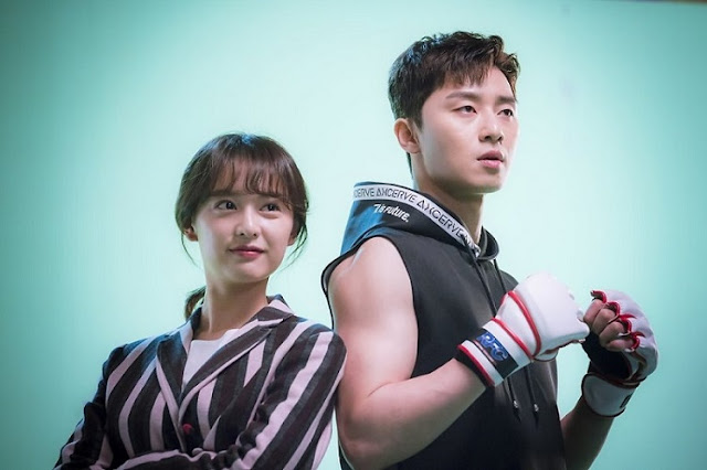 Pemain Drama Fight for My Way