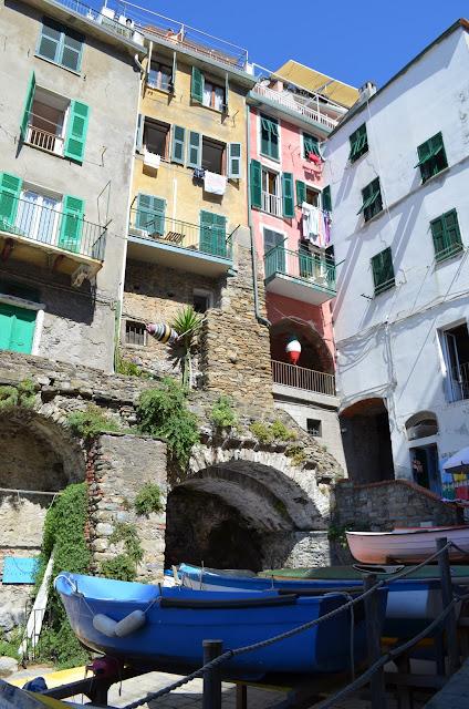 cinque terre, italie, ligurie, riomaggiore