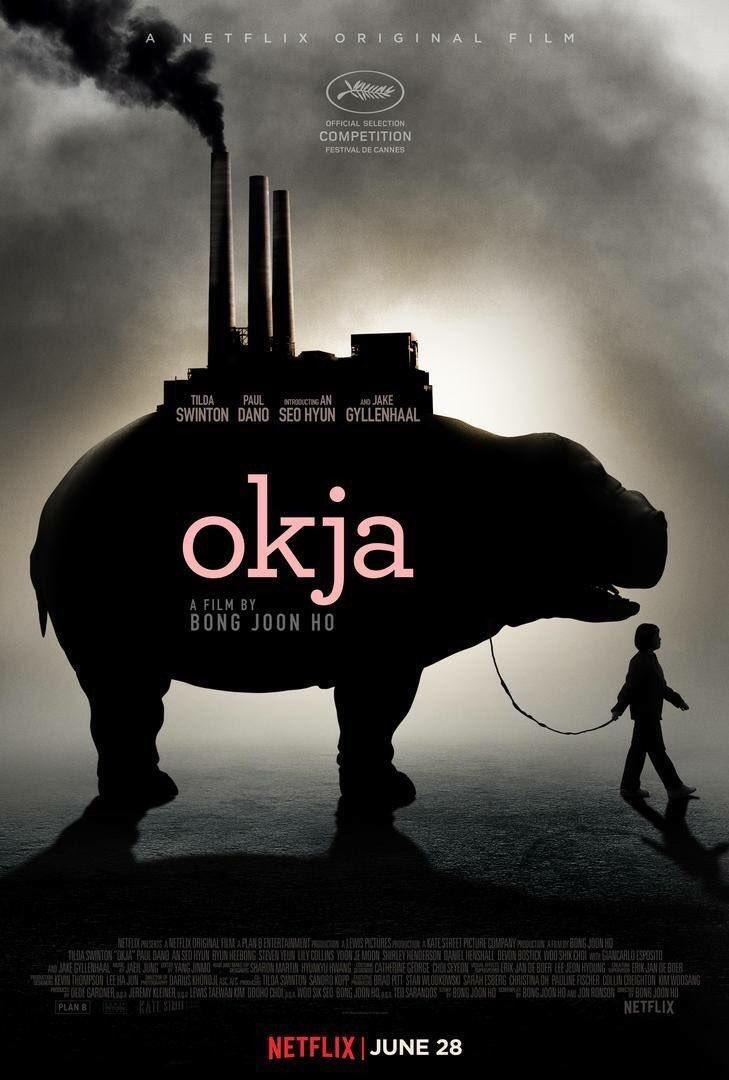 Okja (2017) BrRip 1080p Latino