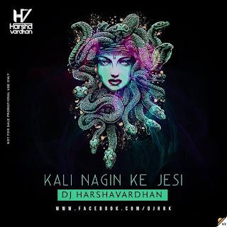Kali Nagin Ke Jesi ( Remix ) - Dj Harshavardhan