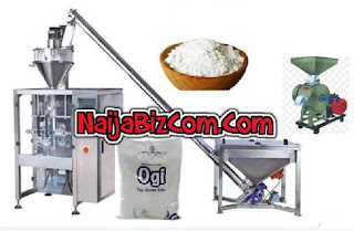 How To Start Powdered Pap Production Business In Nigeria