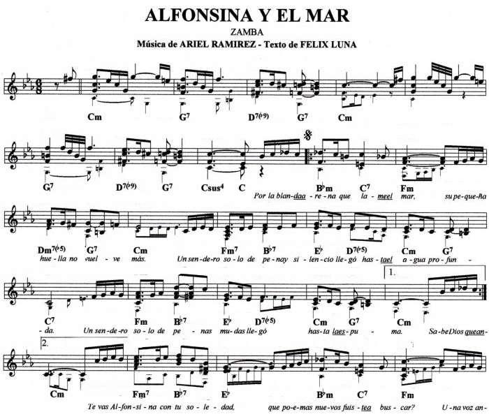 Folklore Argentino: Partituras de Folklore