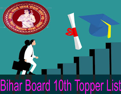 Bihar Board 10th Topper List 2021