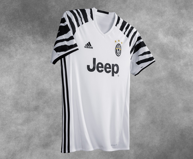 Time To See And Learn Juventus 2016 17 New Home Zebra Kits Design