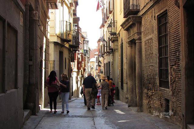 Toledo calles del centro