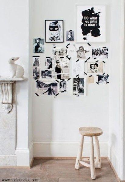 dekorujeme stěnu