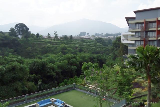 View dari Pesona Alam Resort & Spa