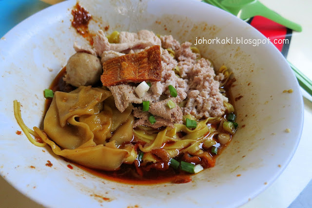 High-Street-Tai-Hwa-Pork-Noodle-Bak-Chor-Mee-Crawford-Lane-Singapore
