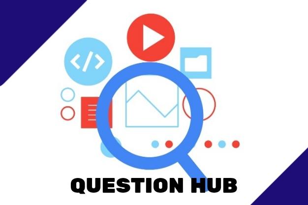 Fungsi Qustion Hub Pada Blogger
