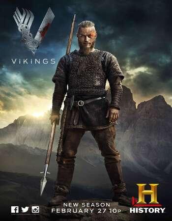 Vikings S02 Complete Hindi Dual Audio 720p Web-DL ESubs