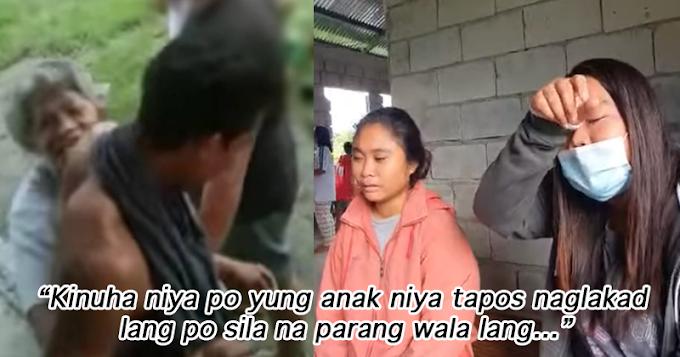Apo ni Nanay Sonya na kumuha ng nagviral na video emosyonal na ikinwento ang detalye bago ang insidente.