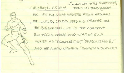 Michael Grimm MK1
