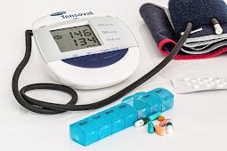 4 Tips menurunkan tekanan darah tinggi