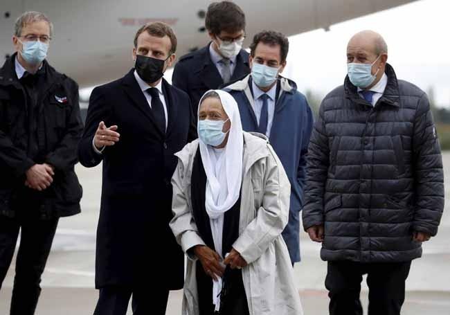"""Les 200 djihadistes libérés pour délivrer Sophie Pétronin """"vont reprendre les armes immédiatement"""""""