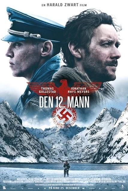 den 12. mann,the 12th man,第十二個人,不可能的逃亡