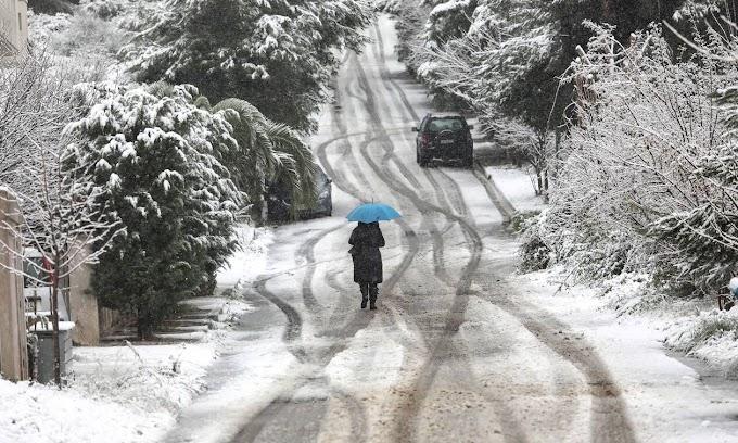 Καιρός - Καλλιάνος: Ανήμερα της 25ης Μαρτίου θα χιονίσει στα βόρεια της Αττικής