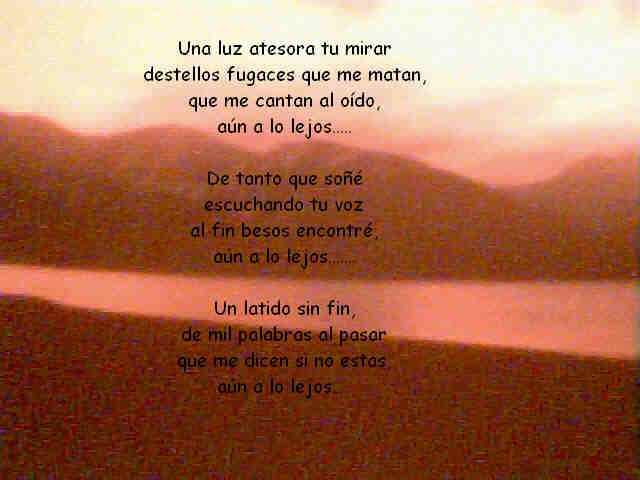 Tristeza De Amor: Ric.: Puedo Escribir Los Versos Mas Tristes Esta Noche