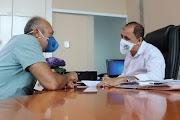 Prefeito Jeferson Santana assina contratos para início de obras em Maruim