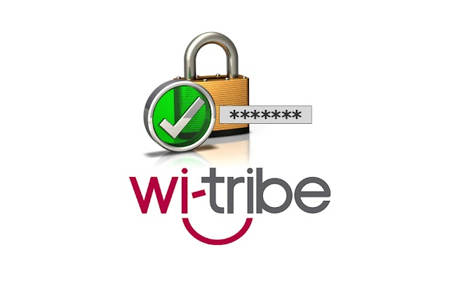 how to change witribe wlan password? how to secure your witribe router