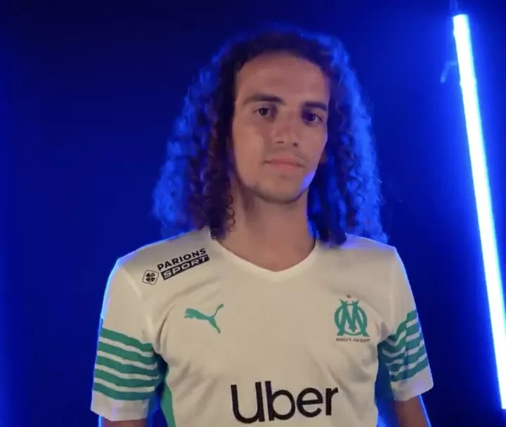 OFFICIAL:Guendouzi joins Marseille on loan from Arsenal with a buy-out clause