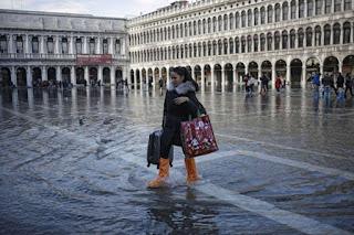 Ciudades que corren riesgo con el cambio climático