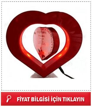 Manyetik Kalp Fotoğraf Çerçevesi
