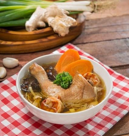 Resep Sup Kimlo Enak